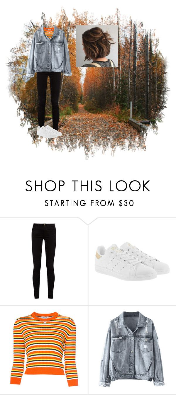 """....."" by idatherese04 on Polyvore featuring beauty, Gucci and adidas Originals"