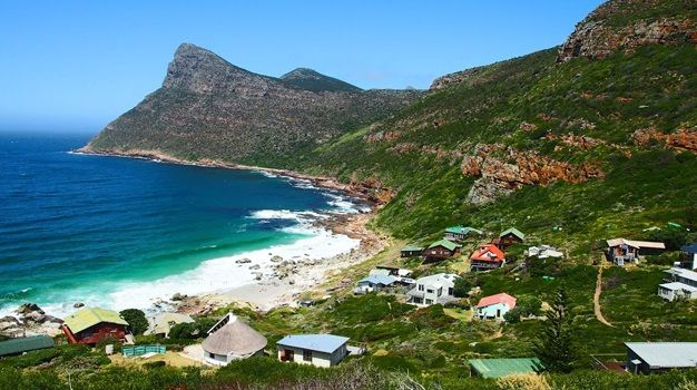 The best places to get out and about in Cape Town.