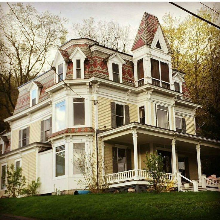 25+ Best Ideas About Victorian Homes Exterior On Pinterest