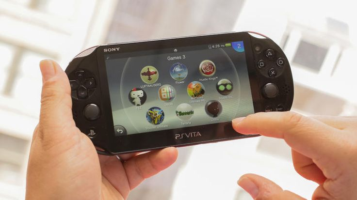 PlayStation Vita Slim makes the case for a dedicated gaming handheld