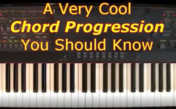 A Very Cool Chord Progression You Can Play...