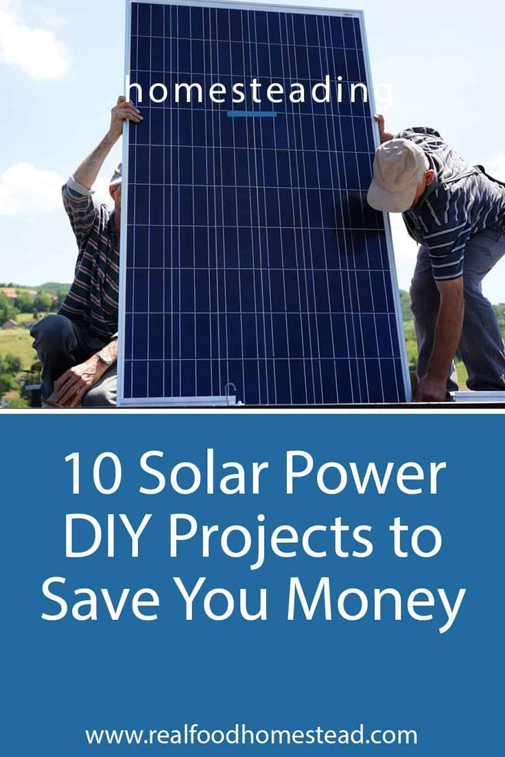 Looking To Save Money And The Environment Click Here To See How You Can Make Homemade Solar Panels And Projects To Make Use Solar Power Diy Solar Panels Solar