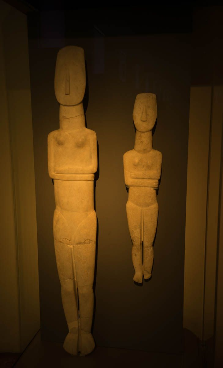 National Archeological museum, cycladic collection.