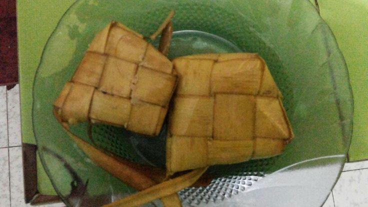 Indonesian Food : Ketupat♥