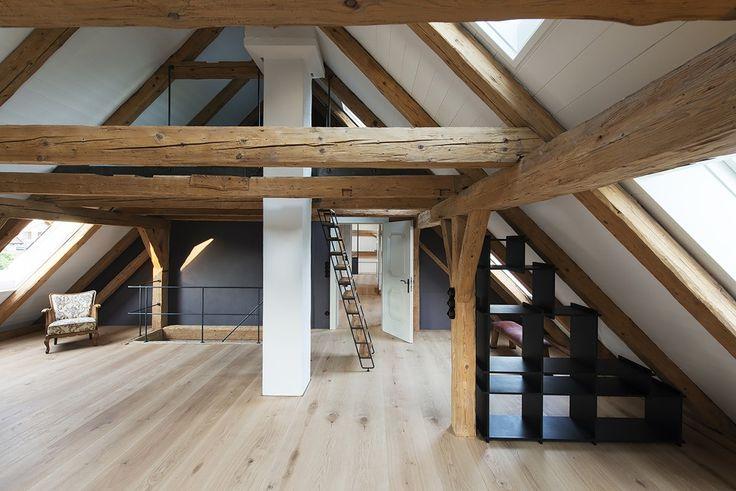 Renovación de una Casa de Campo / Buero Philipp Moeller