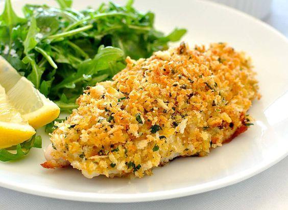 La KatWalk: Simple & Delicious Oven Baked Hake Fish.