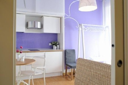 Room Parma B&B Stop&Sleep Udine Front Civil Hospital #kitchen #dream #travel #friuli #crystal #violet #art #design
