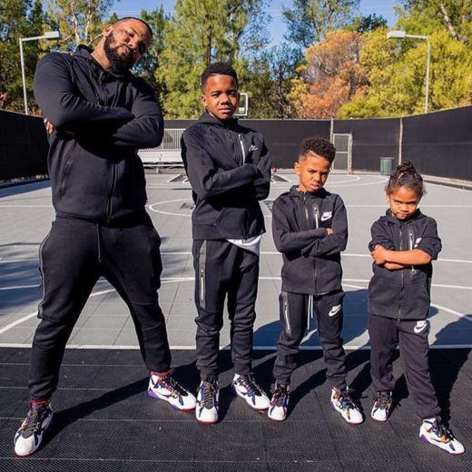 The Game is one proud papa!   Essence.com