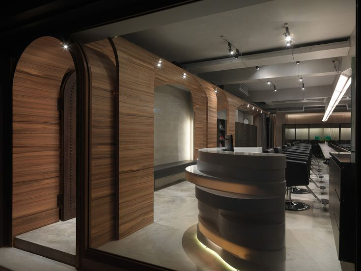 Gallery of How Fun Hair Salon / JC Architecture - 16