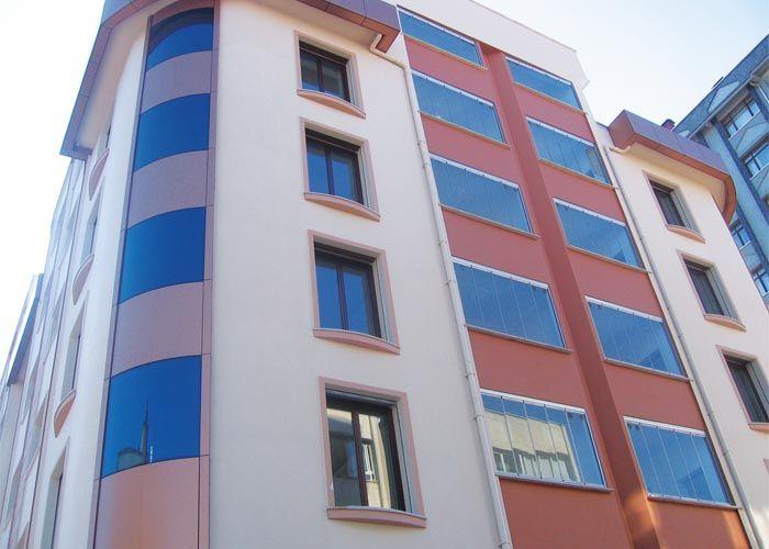 Cerramiento de cristal sin perfiles cortinas de cristal cerramientos con cristal de terrazas - Cerramiento de balcones y terrazas ...