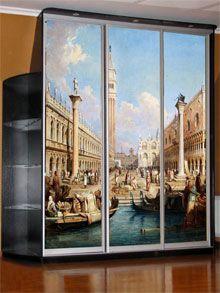 Раздвижной шкаф купе «Венеция»