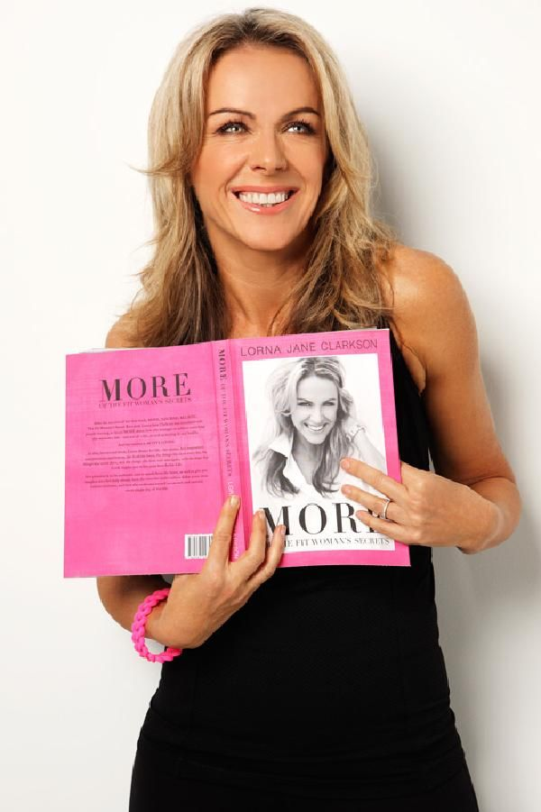 #LJWISHLIST More of the Fit Womans Secrets | Books and Diary by Lorna Jane Clarkson | Categories | Lorna Jane Site