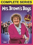 Mrs. Brown's Boys: Complete Series [8 Discs] [DVD], 28831334