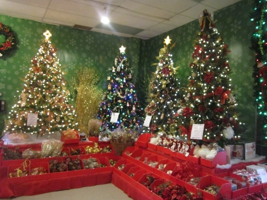 Christmas Tree Shop Paramus Nj