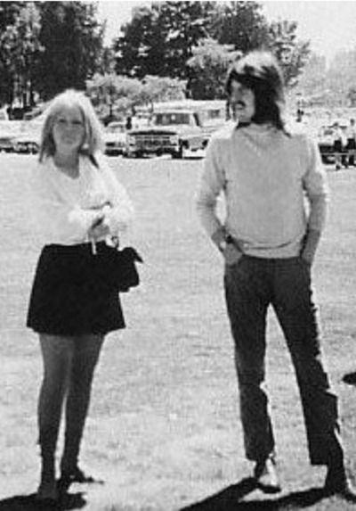 John Bonham and Pat Bonham