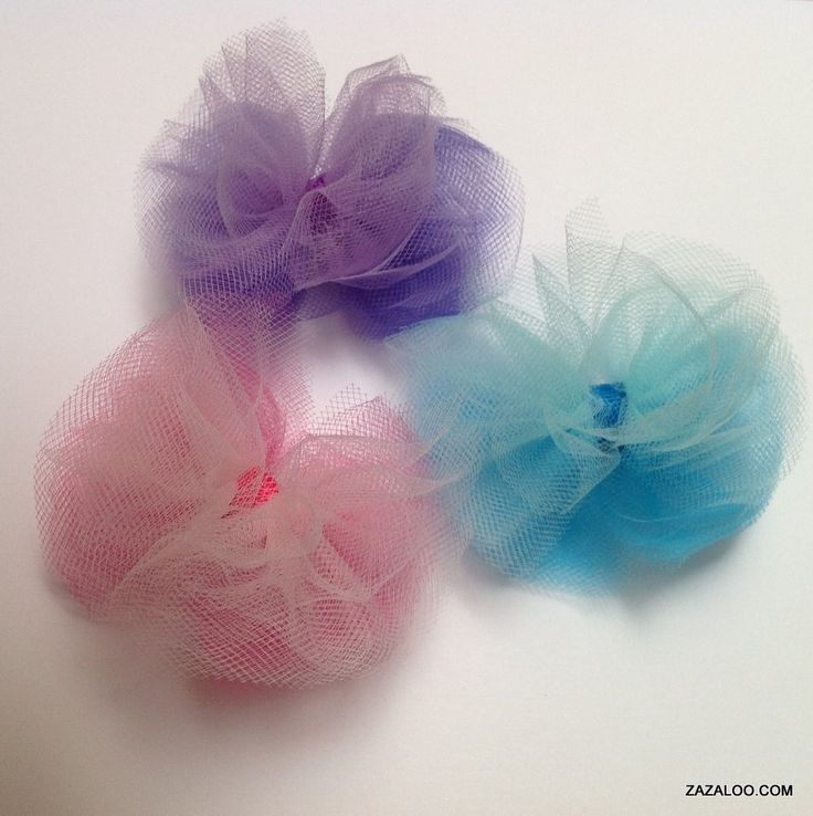 In time for Christmas - sugar plum fairies and ballerina puff gift set, hair clips for your sweet girl by ZAZALOO.