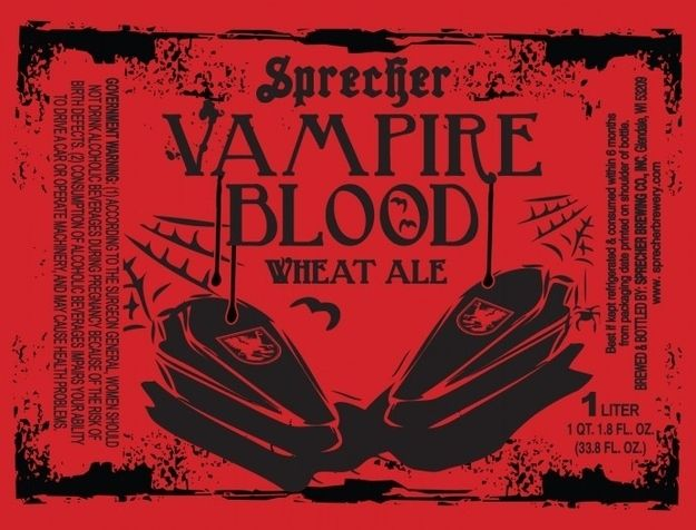 Vampire Blood | Community Post: The 18 Best Beer Names Anyone Has Come Up With