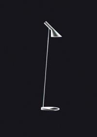Louis Poulsen  ph lamper AJ gulv Hvid - Gulvlamper