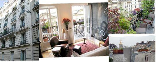 apartment rental in europe