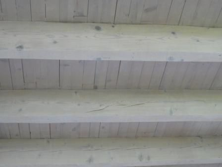 Nature & Harmonie Un effet décoratif cérusé et patiné pour les bois bruts Très utilisée dans les pays de l'Europe du nord, la peinture antique mate est une protection décorative traditionnelle pour les boiseries intérieures, les lambris ou les meubles. Elle permet d'obtenir un très bel aspect semi-transparent à l'ancienne et met très bien en valeur les bois bruts, surtout s'ils ont un veinage marqué. Facile à mettre en oeuvre, résistante et micro-poreuse, l'effet sera partic
