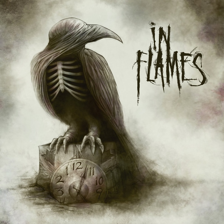 in flames - one of the three founders of melodic death metal.