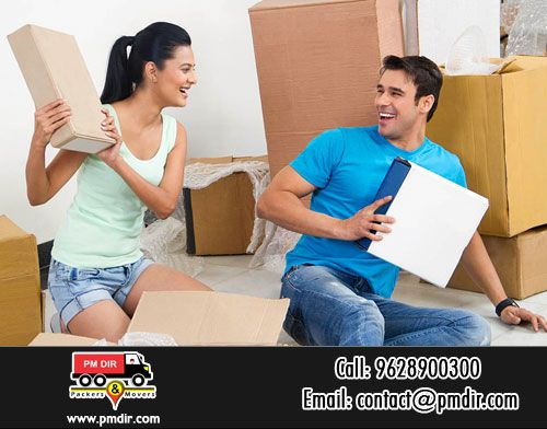 Hiring a professional #packingandmoving firm is not an easy task. But PMDIR is here for you, we will take up it from you.