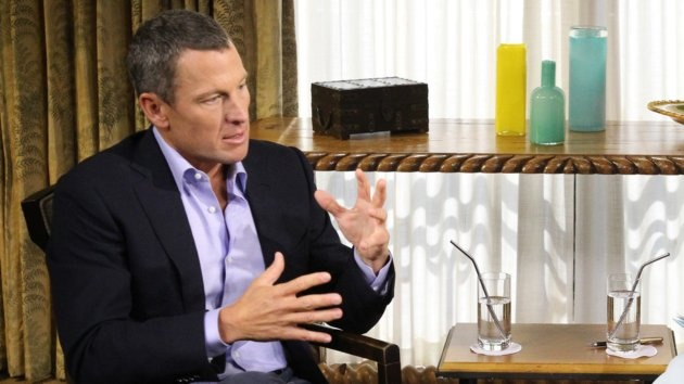 Lance Armstrong Finally Admits To Cheating