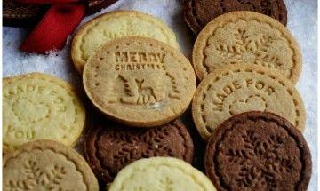 Chrumkavé sušienky - kokosové, škoricové, kakaové