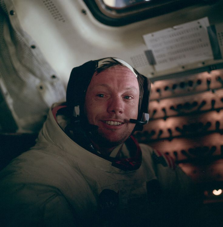 Neil Armstrong, rest in peace
