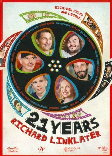 21 Years: Richard Linklater [DVD] [2014]