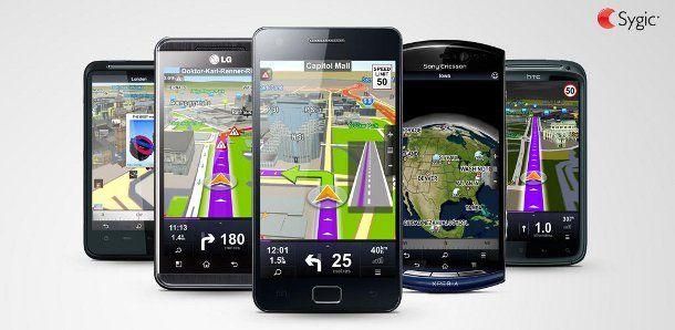 Avvisi sonori per Autovelox, Tutor e altri POI per Sygic GPS Navigation