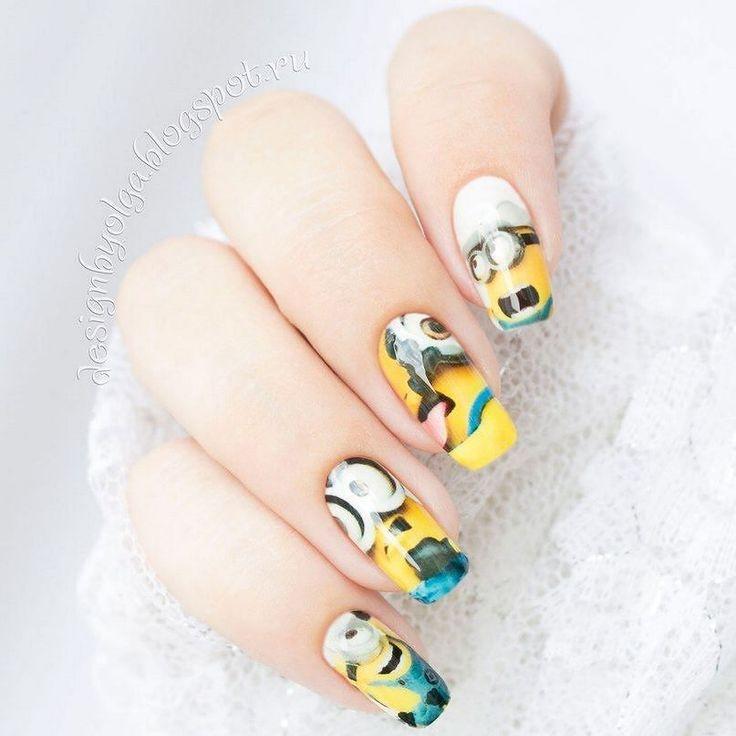 #маникюр #nailart #гельлак #слайдер #чернаяпантера #bpw #красивыйманикюр #ногти…