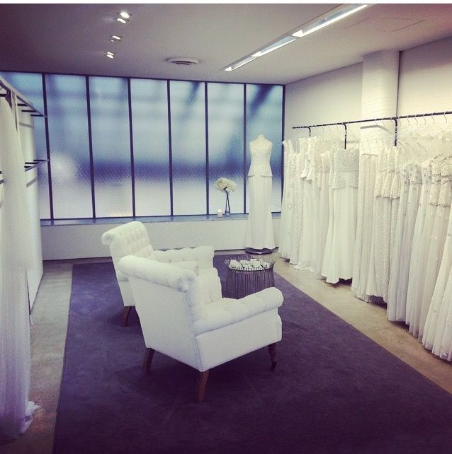 Rachel Gilbert bridal Boutique