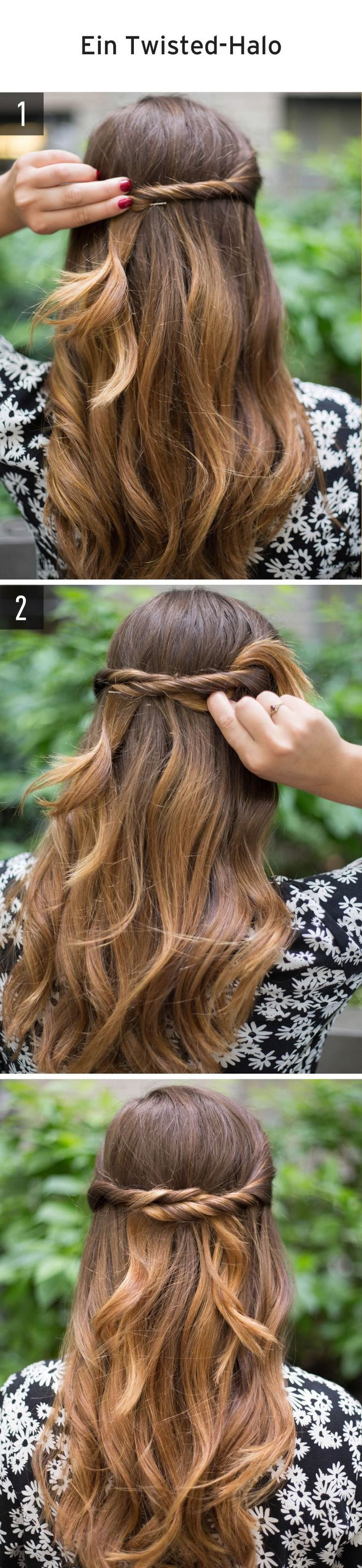 Braided Hairstyles for Spring 2017: Simple, messy and straight hair