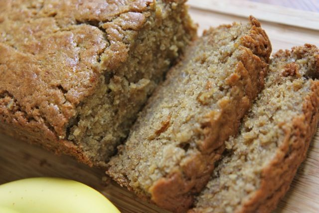 Easy moist banana bread recipe by Divas Can Cook. It really is the bomb. Pics, instructions and video.