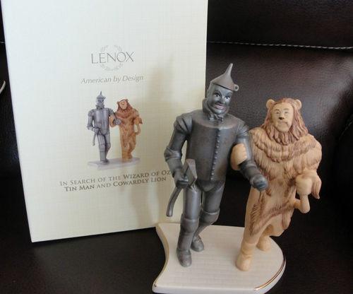 17 best images about oz lenox figurines on pinterest