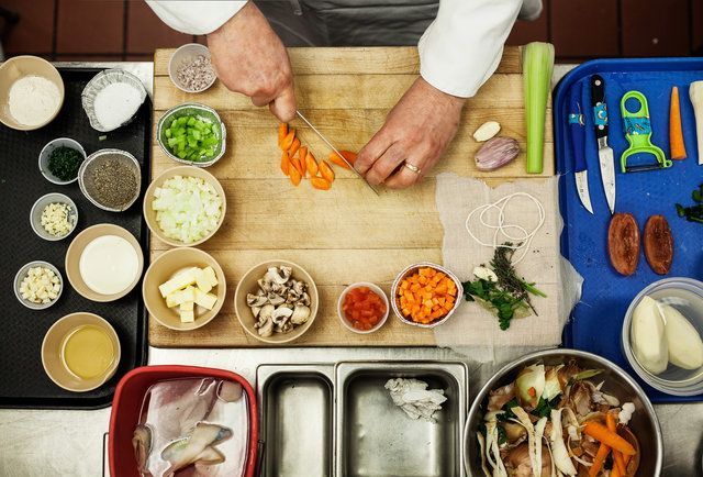 15 Things You Learn in Culinary School