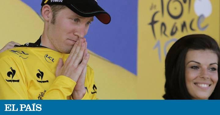 El corredor, obligado a disculparse después de una frase ofensiva contra las azafatas del podio del Tour