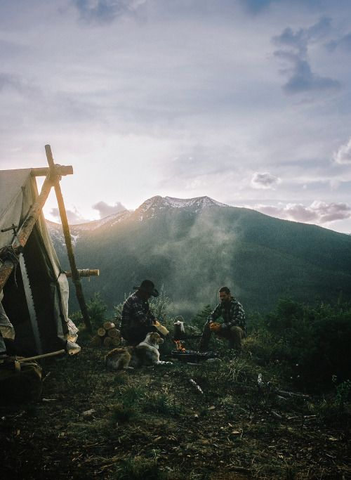 filson:  When you're miles from any human outpost, your goods must be reliable beyond question.Outfit your camp with Filson Essentials: http://fil.sn/FilsonEssentials