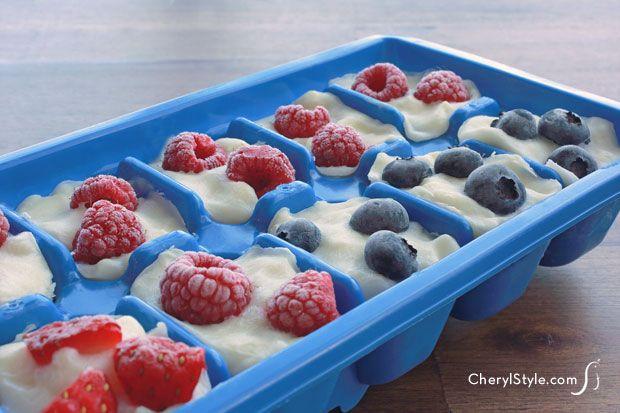 fruit splat frozen fruit smoothie