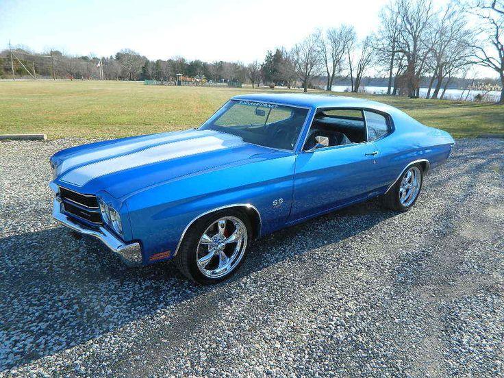 eBay: 1972 Chevrolet Chevelle SS 1972 Chevrolet Chevelle SS Restomod 454 Big Block 4 Spd Restored #classiccars #cars