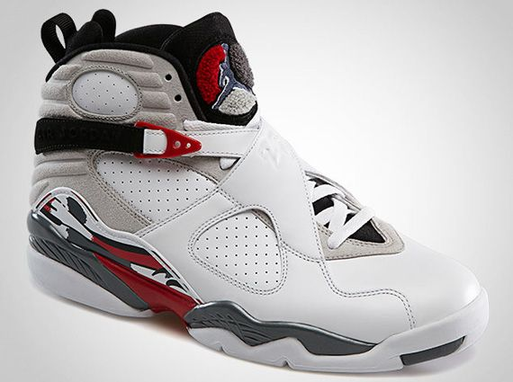 Air Jordan VIII Bugs (Bunny)  Release Date April 2013