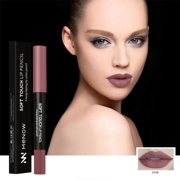 New Brand Menow 1PC Women Girl's Waterproof Lipstick Solf Kiss Proof Lipstick Long Lasting Makeup Sexy Lip Gloss Pretty Gift #Affiliate