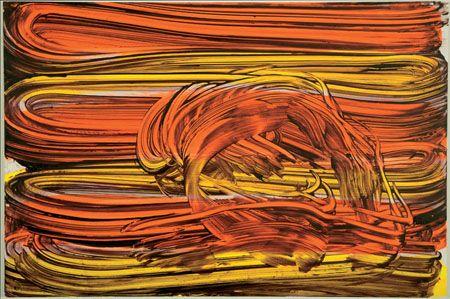 Judy Millar, Untitled, 2009