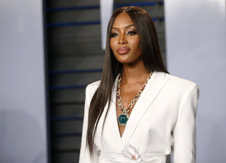 Naomi Campbell Welcomes First Baby