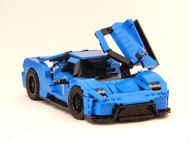 101 best Lego cars images on Pinterest