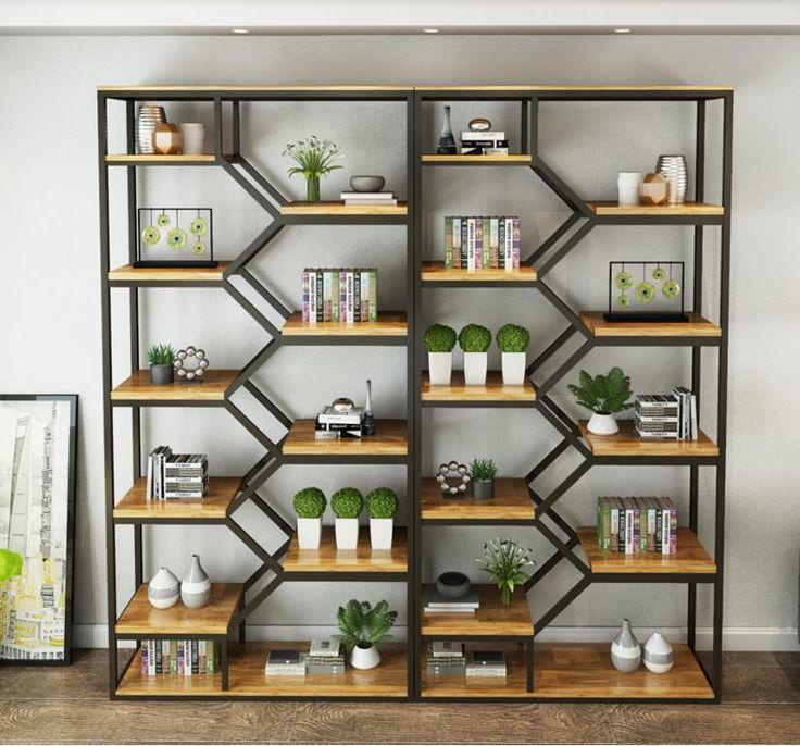 42++ Living room partition shelf information