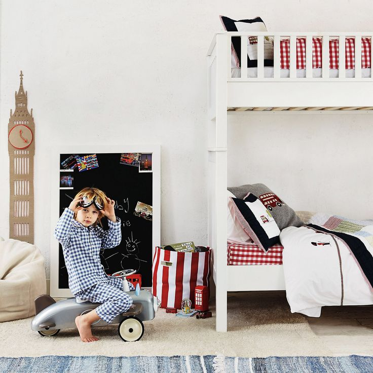 London Bed Linen | The White Company