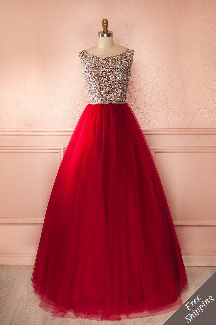 Dianidra ♥ Modelée par une incandescente passion, elle s'éleva, cristalline, dans un nuage rougeoyant.  Created by an incandescent passion, she rose, crystal in a glowing red mist.
