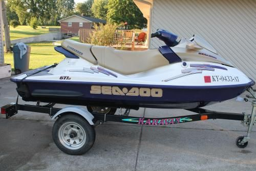 VCI Classifieds - $3,000.00, 2003 Seadoo Jetski with Trailer